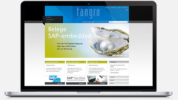 tangro software components